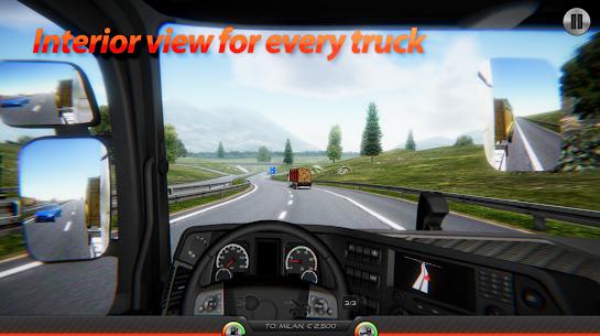Truck Simulator : Europe 2 – Free APK Mod 5