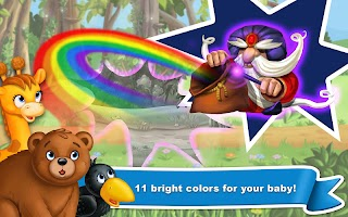 Learn colors for toddlers! Kids color games!