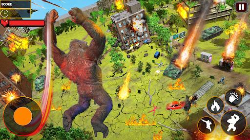 Godzilla Smash City: King Kong Games 2020 apkdebit screenshots 3