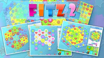 Fitz 2: Magic Match 3 Puzzle