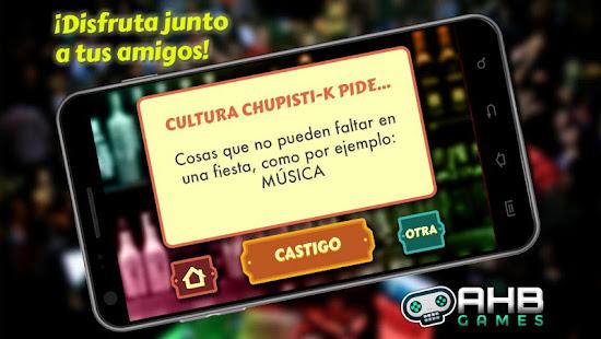 Cultura Chupistica: Juegos para beber 3.4.8.1 Screenshots 1