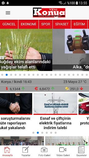 Yeni Konya Gazetesi 0.0.3 screenshots 1