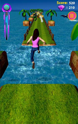 Royal Princess Run - Girl Survival Run APK MOD (Astuce) screenshots 5