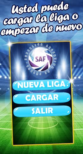 Air Superliga  -  Fu00fatbol Argentino Juego 2020 ud83cudde6ud83cuddf7 1.3 screenshots 4