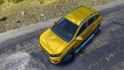 New Lada: Russian Car Drift - Racing City  screenshots 5