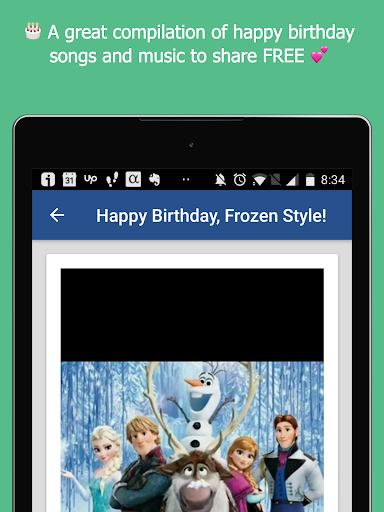 ud83cudf89 Happy Birthday Songs ud83cudfb6 android2mod screenshots 14