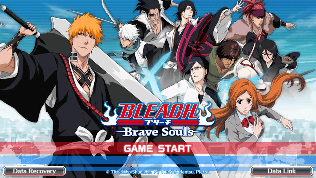 Bleach: Brave Souls Popular Jump TV Anime Game  poster 0