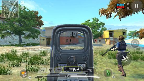 Commando Adventure Assassin: Free Games Offline 3D Mod Apk