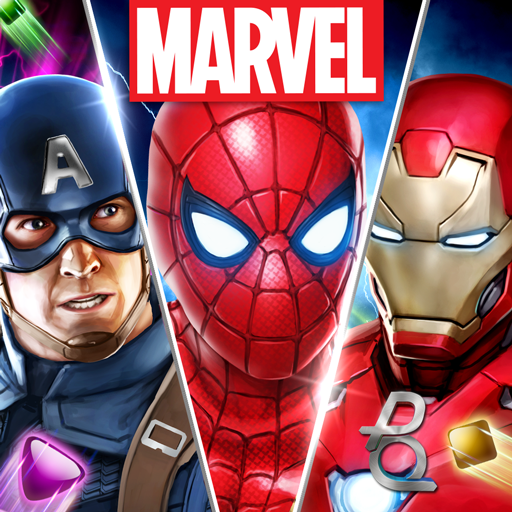Baixar MARVEL Puzzle Quest: Join the Super Hero Battle! para Android