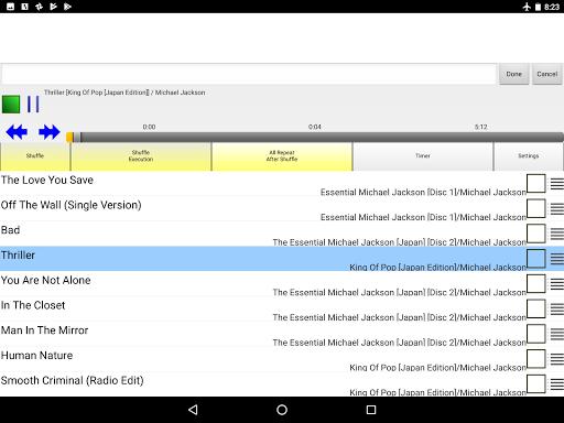 Shuffle Useful Music Player screenshots apkspray 15