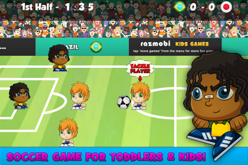 Soccer Game for Kids  screenshots 1