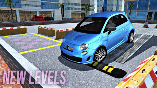 Car Parking Simulator: Girls 1.44 screenshots 9