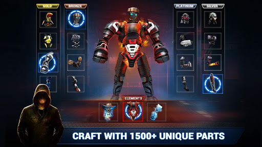Real Steel Boxing Champions  screenshots 3
