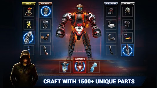 Download Real Steel Boxing MOD APK 2021 [Unlimited OBB+Money] 3