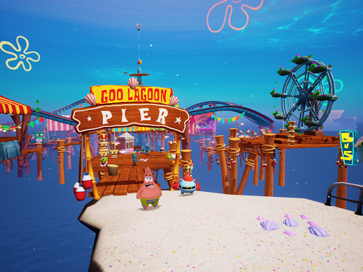 SpongeBob SquarePants: Battle for Bikini Bottom apkdebit screenshots 16