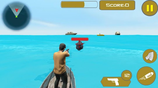 Angry Shark Shooter Simulator Hack for Android and iOS 1