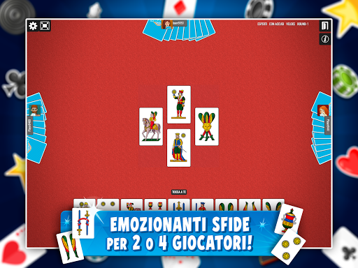 Tressette Piu00f9 - Giochi di Carte Social 3.1.8 screenshots 11