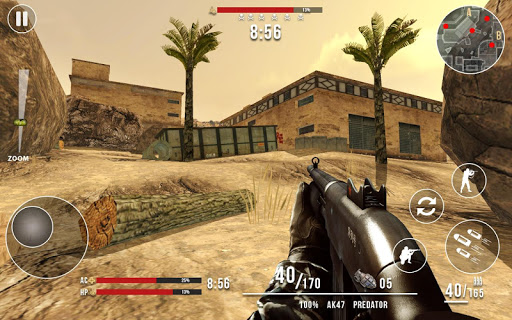 Call of Modern World War: FPS Shooting Games 1.2.0 screenshots 2