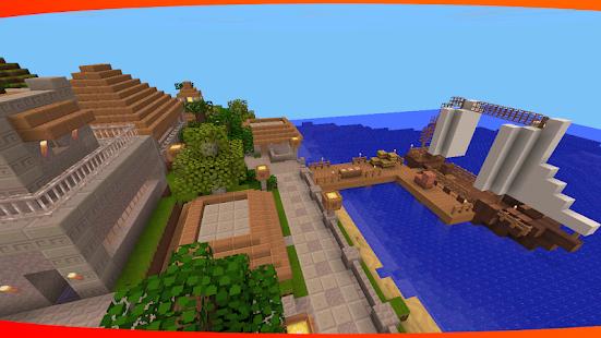 Amazing LokiCraft 3 - Crafting Building 18 screenshots 1