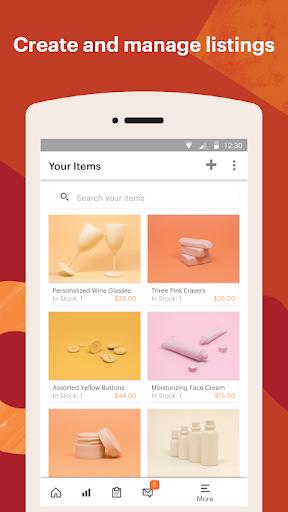 Sell on Etsy 3.60.1 Screenshots 2