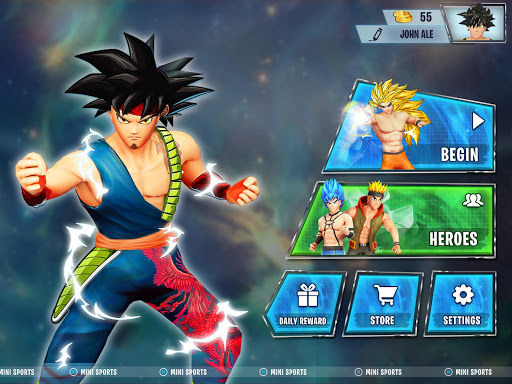 Anime Fighters Final X Battle: Epic Fighting Games 1.0.4 screenshots 12