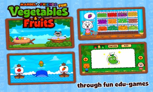 marbel fun vegetable and fruits screenshot 3