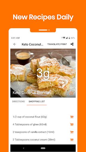 Foto do Keto Diet: Low Carb Keto Recipes