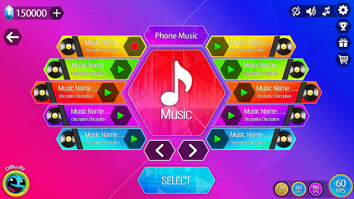 Game Of Beats : Break Tiles android2mod screenshots 8