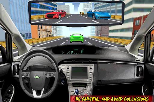 Racing In Car Traffic Drive 1.4 screenshots 2