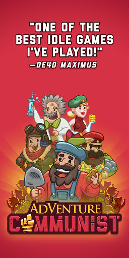 AdVenture Communist: Idle Clicker APK MOD  1