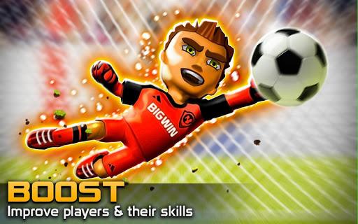 BIG WIN Soccer: World Football 18 4.1.4 Screenshots 5