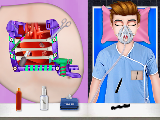 Heart Surgery And Multi Surgery Hospital Game 4.9.3 screenshots 1