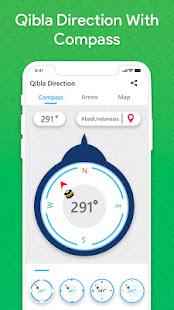 Qibla Finder: Find 100% Accurate Qibla Direction 2.5 Screenshots 13