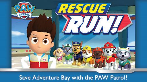 PAW Patrol: Rescue Run