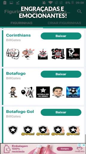 Foto do Figurinhas de Futebol e Times Brasileirão 2020