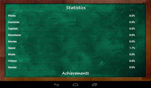 Educational Hangman in English 2.67 screenshots 17