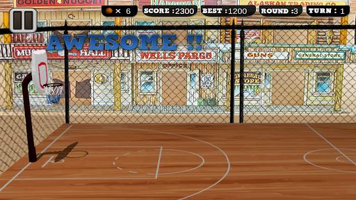 Real Basketball Shooter apkmr screenshots 5