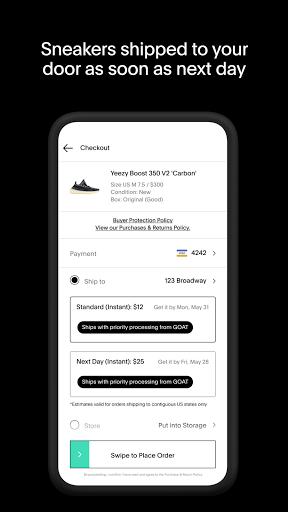 GOAT u2013 Sneakers & Apparel android2mod screenshots 7