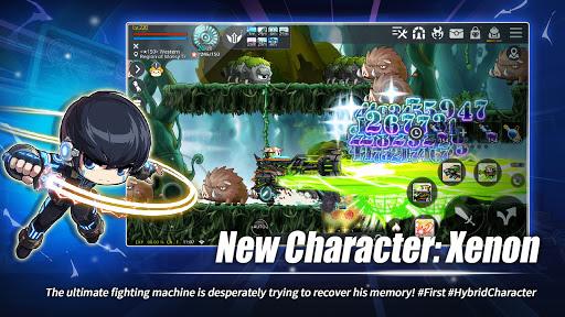 MapleStory M - Open World MMORPG 1.6100.2430 screenshots 9