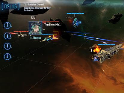 Galaxy Reavers 2 - Space RTS Battle 1.0.961 Screenshots 15