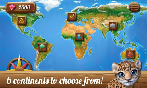 Animal Club: Play to save the Polar Bear  screenshots 9