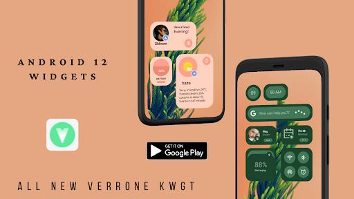 Download APK: Verrone KWGT v3.4 [Paid]