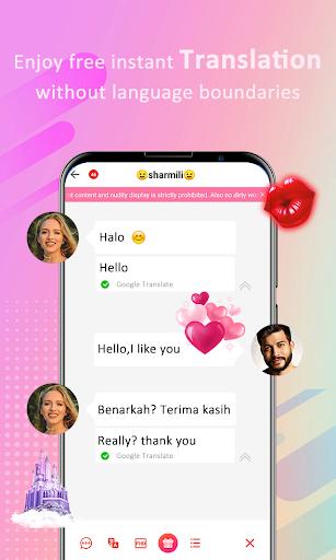 Hinow - Private Video Chat apktram screenshots 4