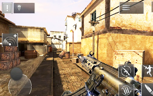 Action Shooting Games 2021: New Gun Games 2021 1.17 screenshots 5