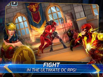 DC Legends Fight Superheroes Mod Apk