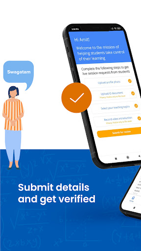 Filo Tutor: Teach Students  & Earn Money Online android2mod screenshots 2