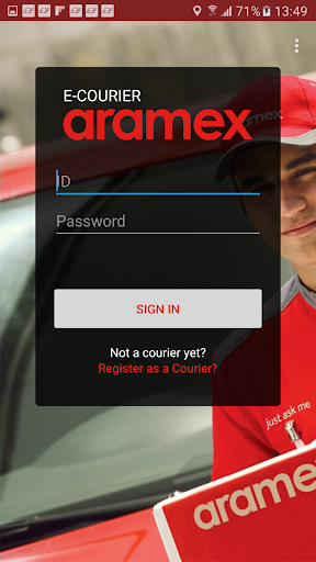 Aramex Courier 4.19.10.5 screenshots 1