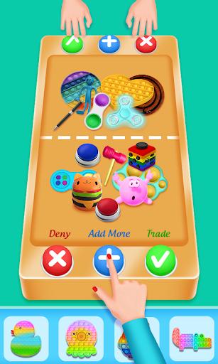 Mobile Fidget Toys 3D- Pop it Relaxing Games 1.0.10 screenshots 2
