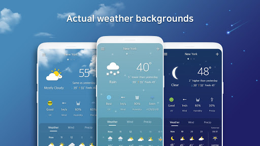 First Weather - forecast 3.0.7 Screenshots 4