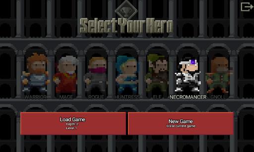 Remixed Dungeon: Pixel Art Roguelike 30.1.beta.4 screenshots 5